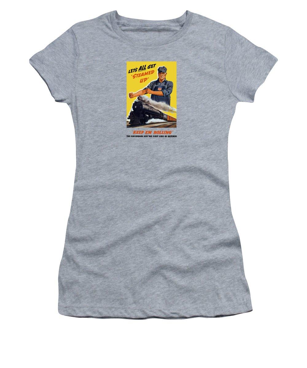 Steam Women's T-Shirts