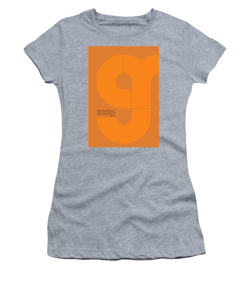 Modernism Photographs Women's T-Shirts