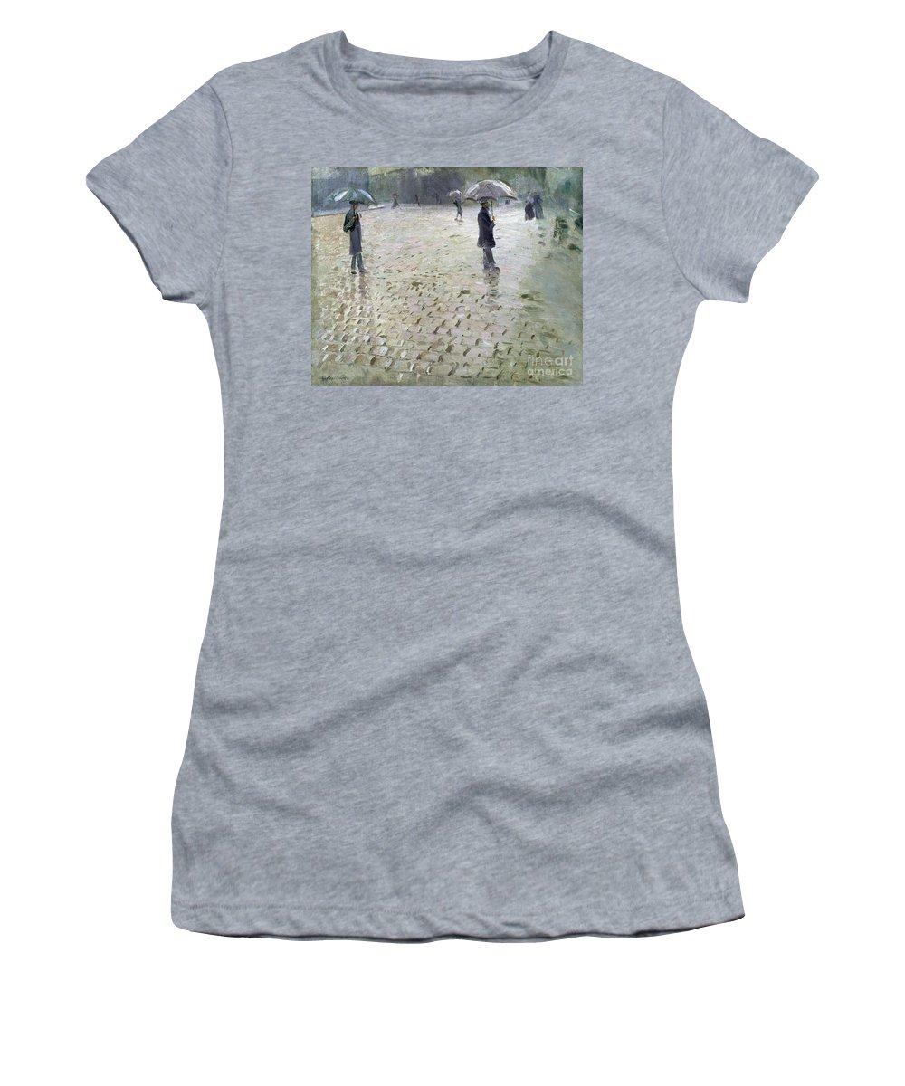 Paving Women's T-Shirts