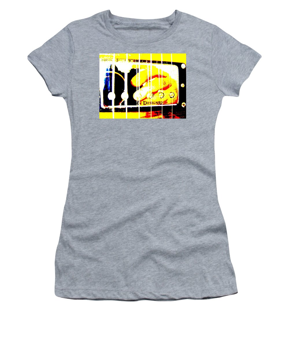 Still Life Women's T-Shirt featuring the photograph The Pick Up Artist by Ed Smith
