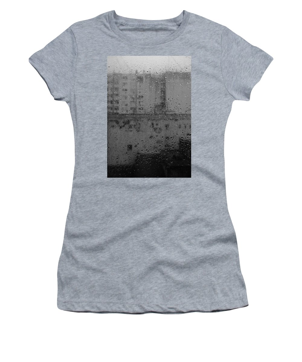 Buenos Aires Women's T-Shirt featuring the photograph This Afternoon V by Osvaldo Hamer