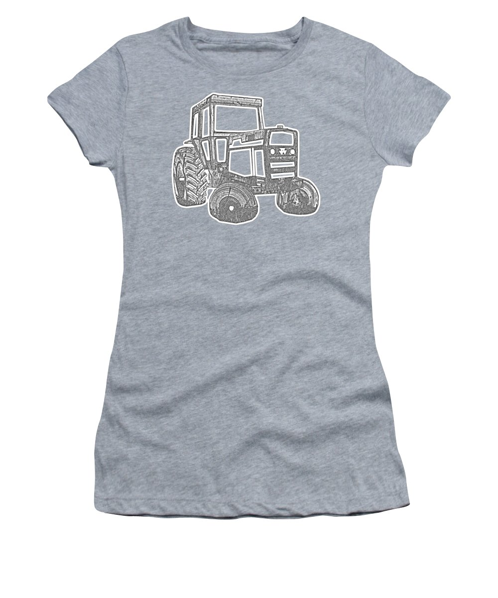 Tractor Pull Women's T-Shirts