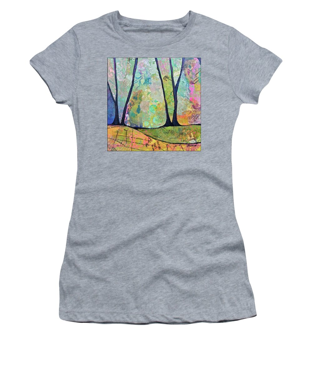 Northern Michigan Women's T-Shirts