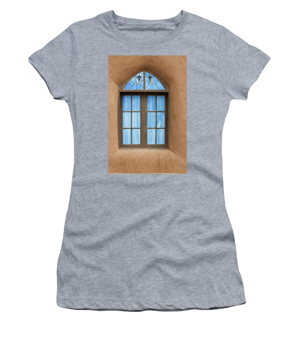 Southwest Women's T-Shirt featuring the photograph Vision by Jim Benest