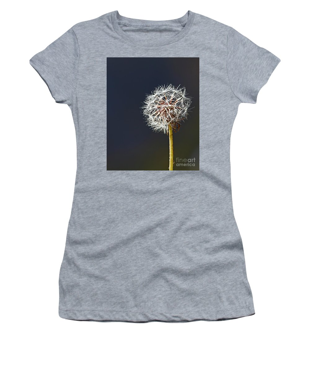 Flower Women's T-Shirt featuring the photograph Wild Nature by Hari Prakkash