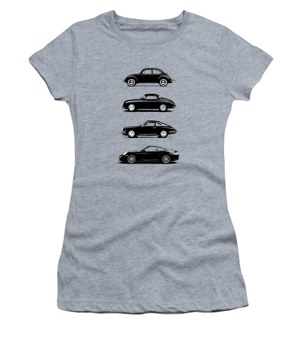 Volkswagen Photographs Women's T-Shirts