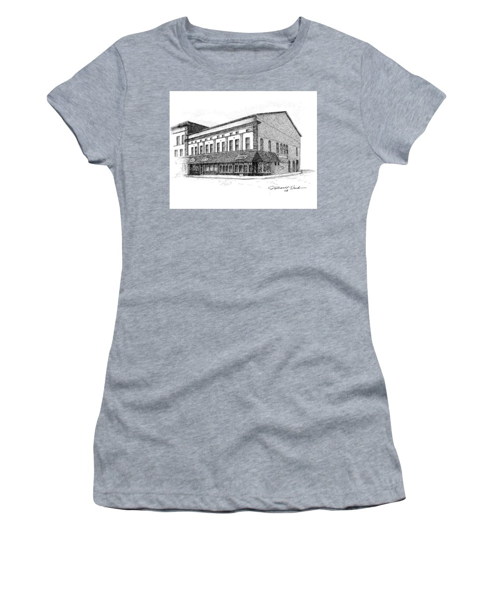 Harry S Chocolate Shop Purdue University West Lafayette Indiana Women S T Shirt For Sale By Stephanie Huber