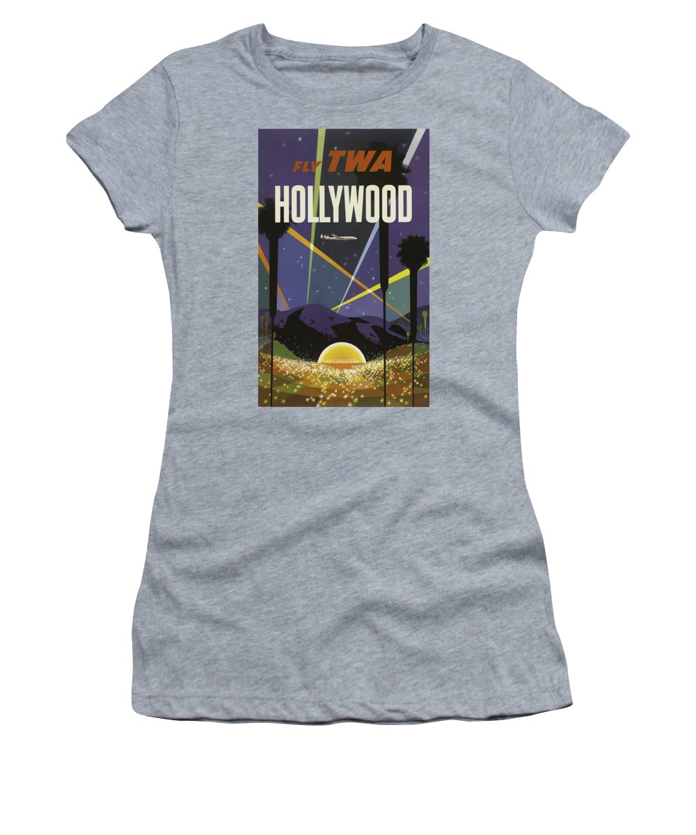 Marketing Women's T-Shirts