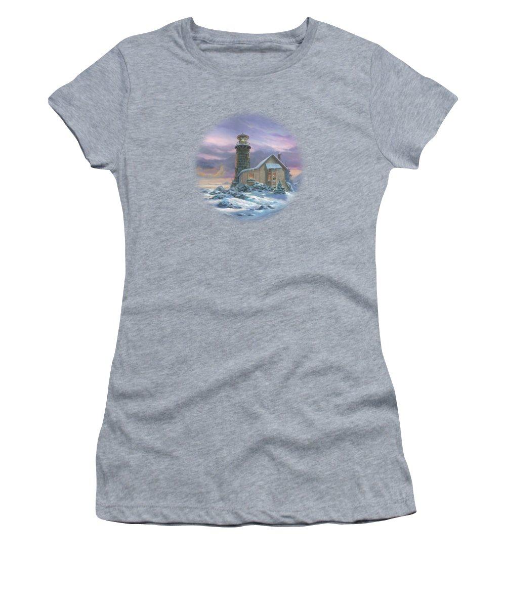 Light House Women's T-Shirts