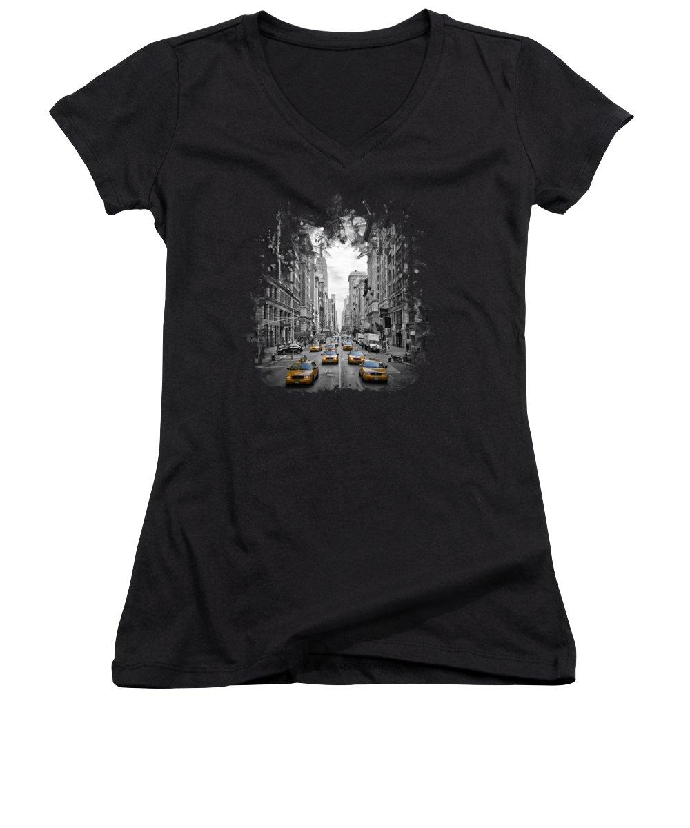 Broadway Junior V-Neck T-Shirts