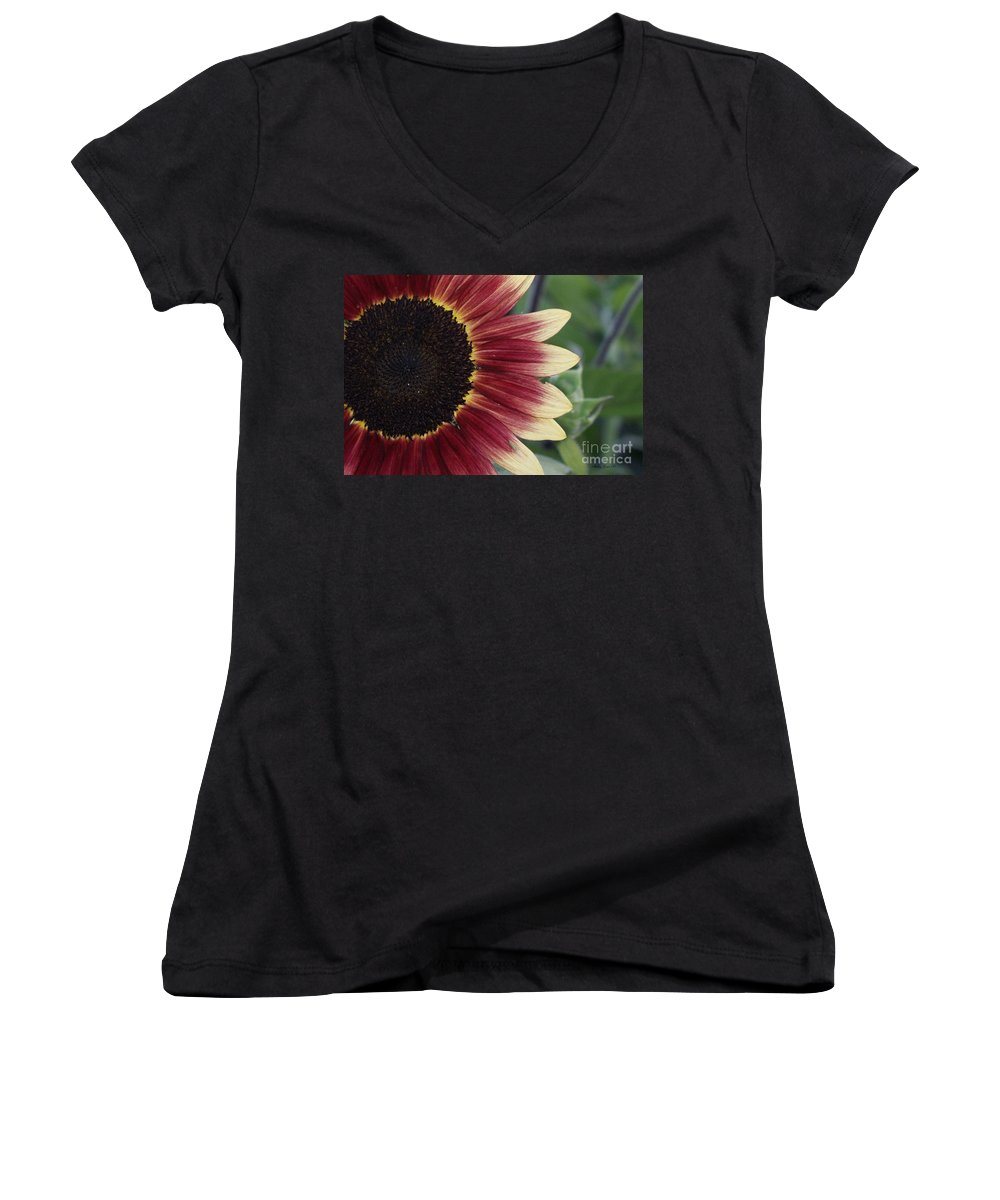 Photography Women's V-Neck (Athletic Fit) featuring the photograph If It Makes You Happy by Shelley Jones