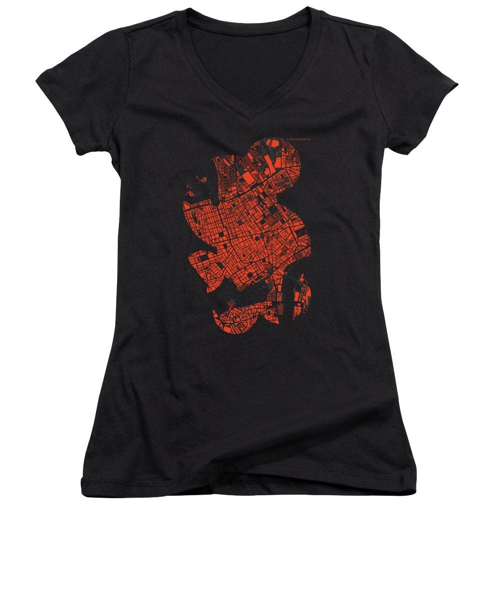 Hyde Park Women's V-Neck T-Shirts