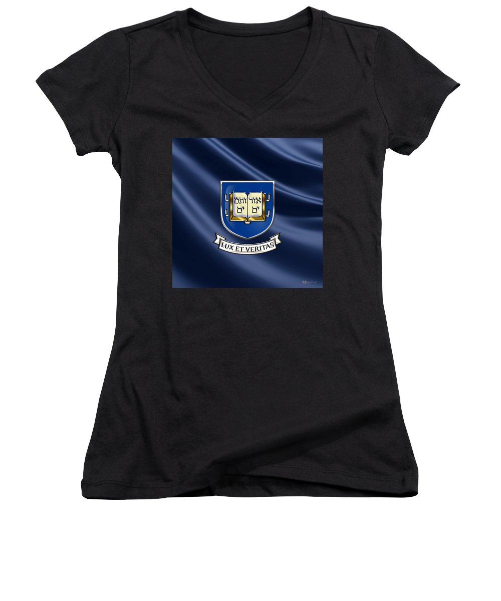 Universities Junior V-Neck T-Shirts