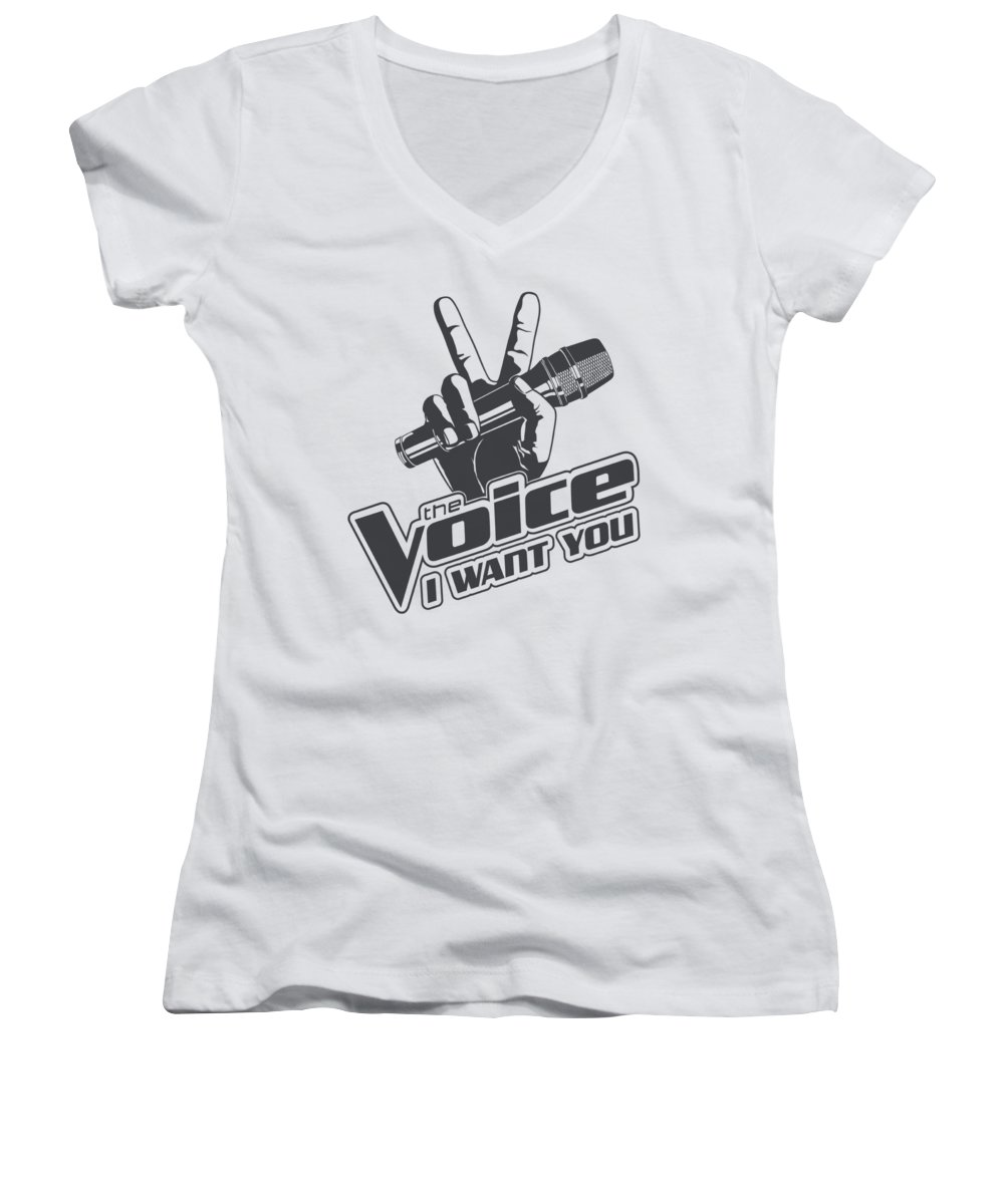 Shakira Women's V-Neck T-Shirts