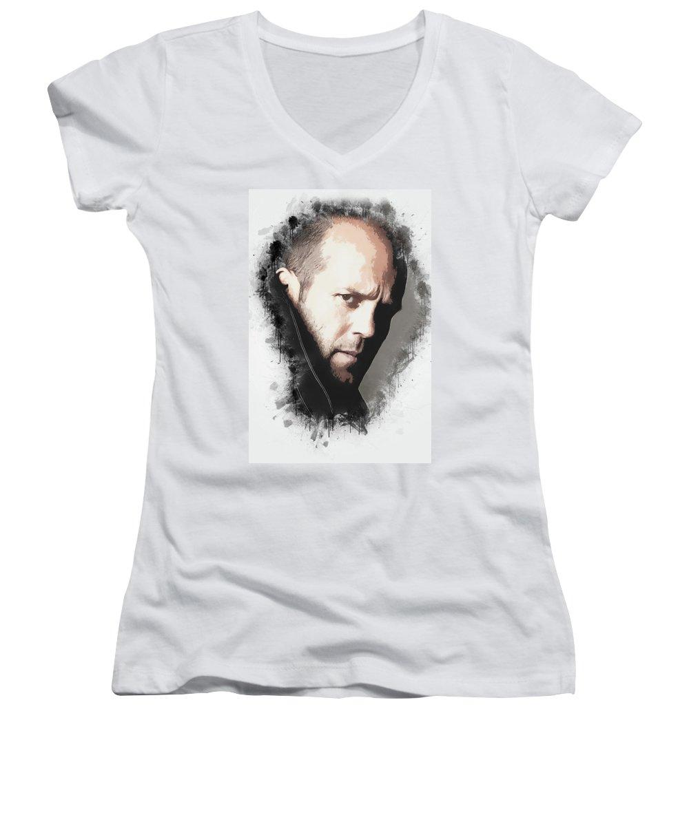 Movie Women's V-Neck T-Shirts