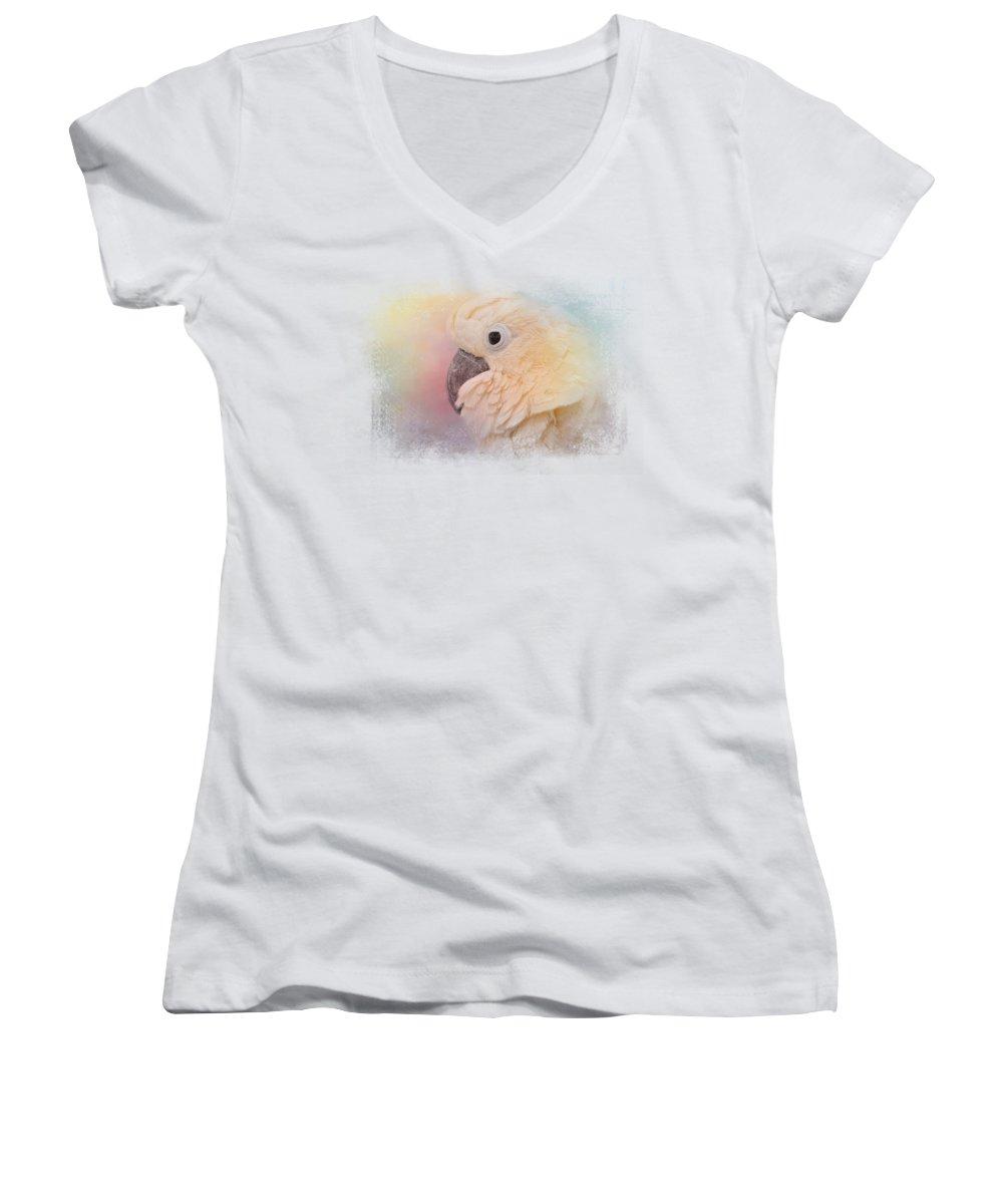 Cockatoo Junior V-Neck T-Shirts