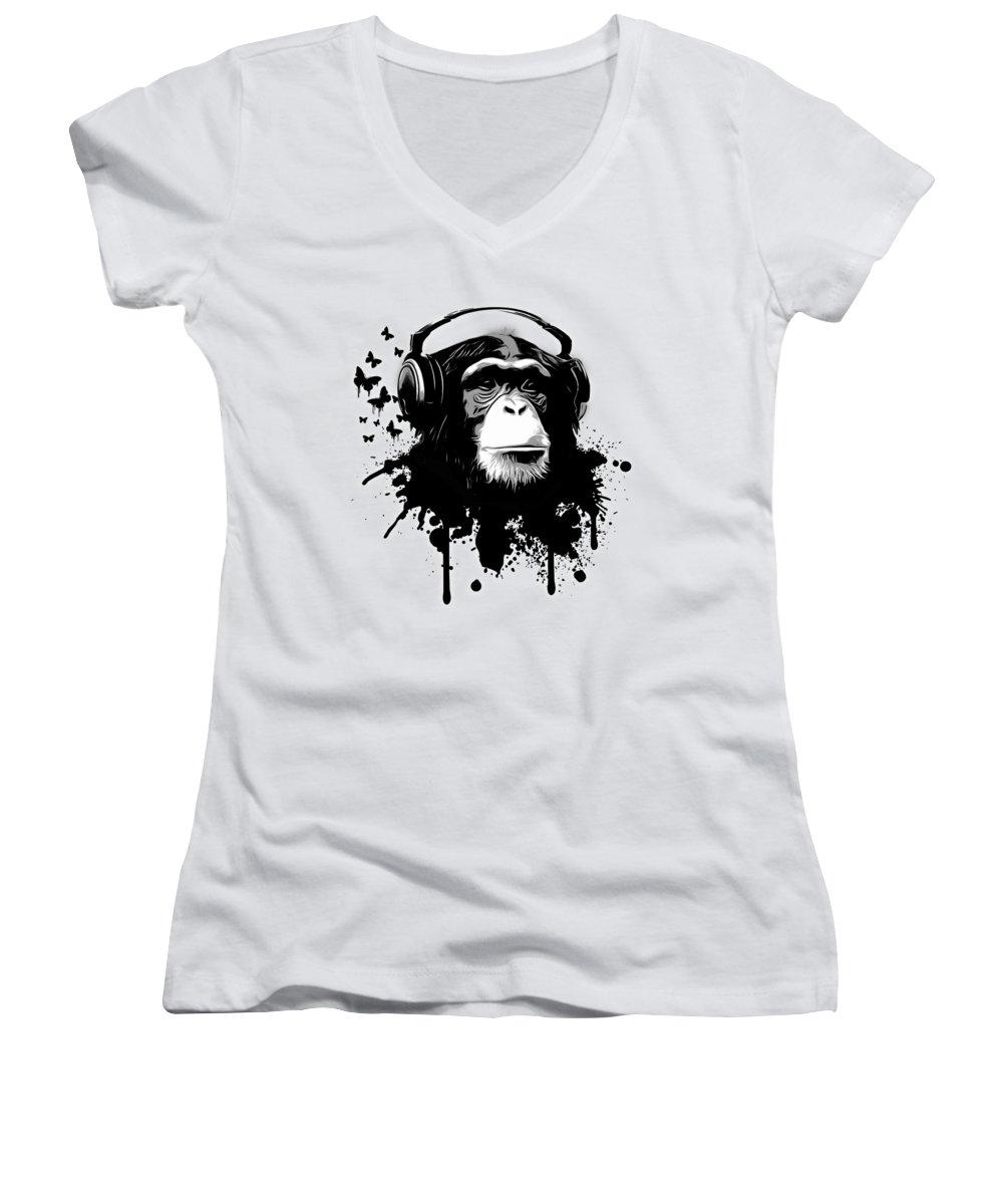 Ape Junior V-Neck T-Shirts