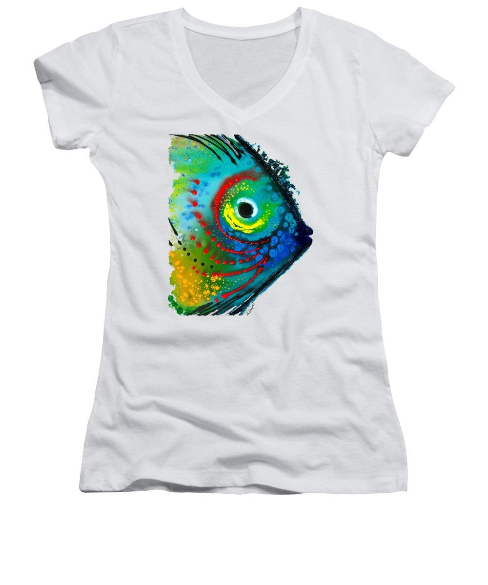 Miami Junior V-Neck T-Shirts