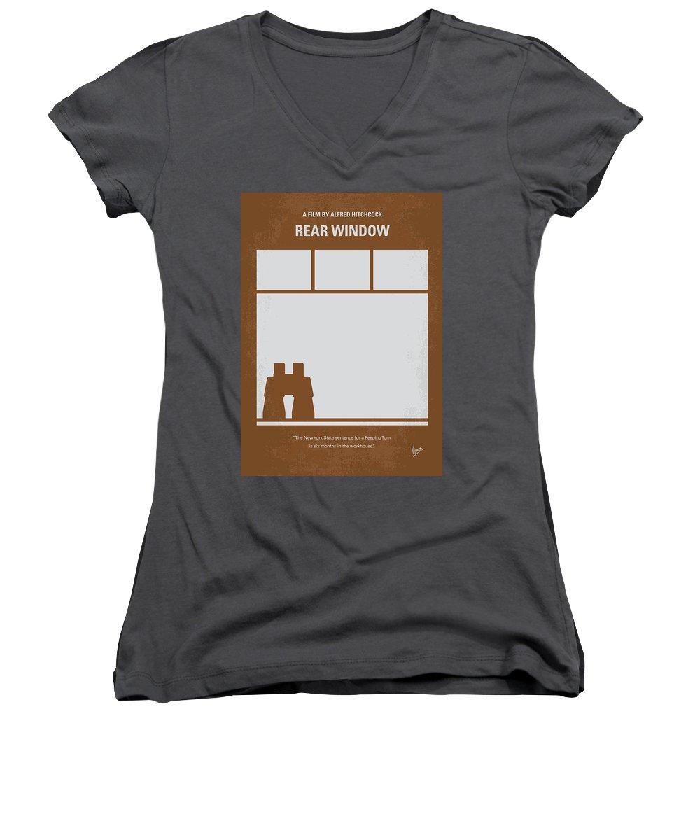 Grace Kelly Women's V-Neck T-Shirts