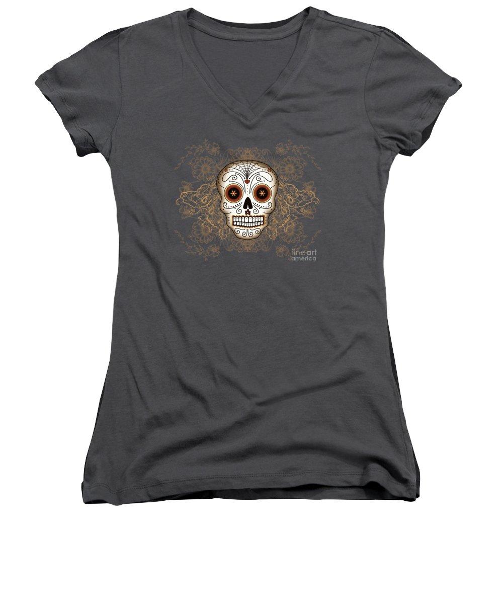 Spider Junior V-Neck T-Shirts