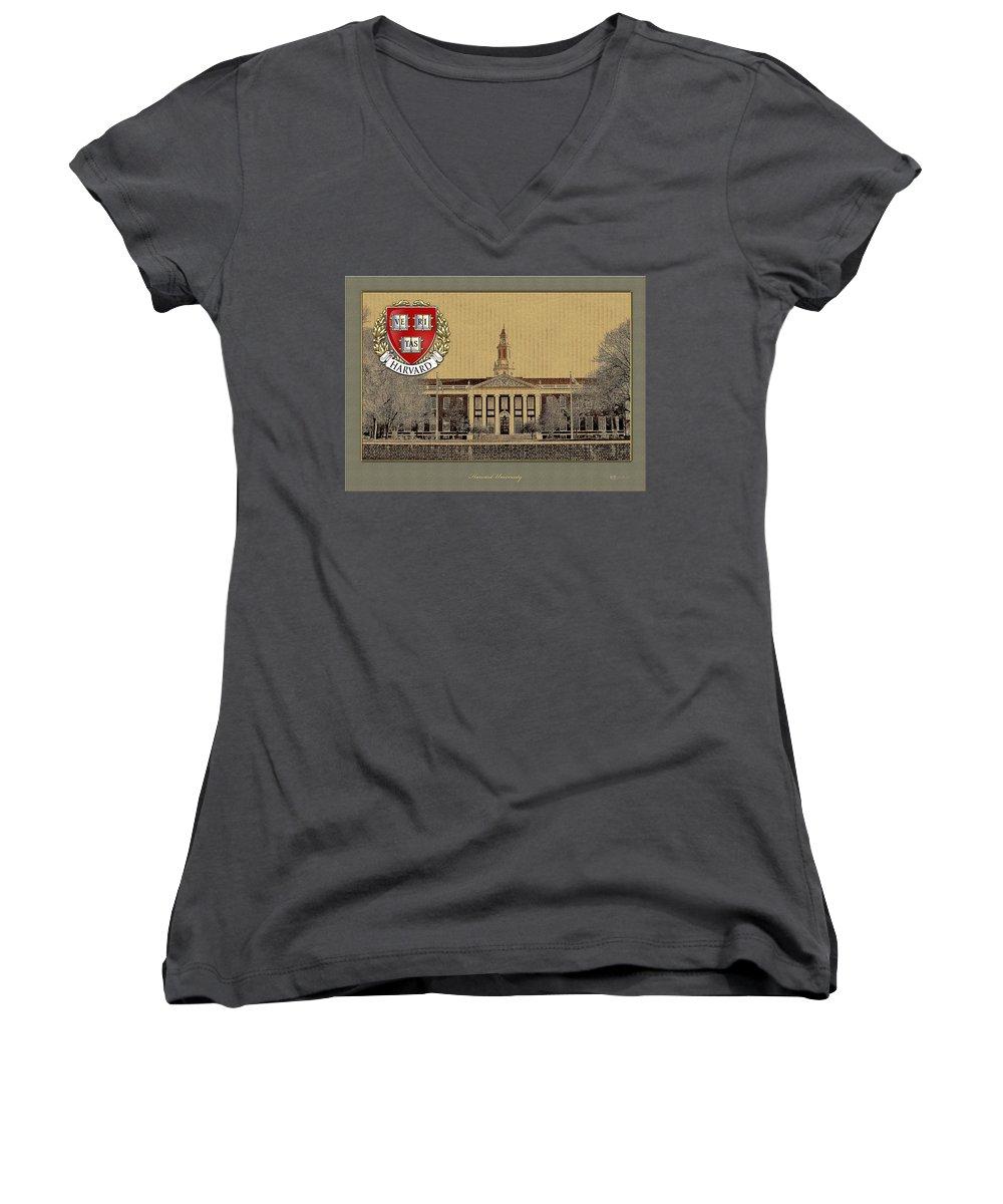 Universities Women's V-Neck T-Shirts