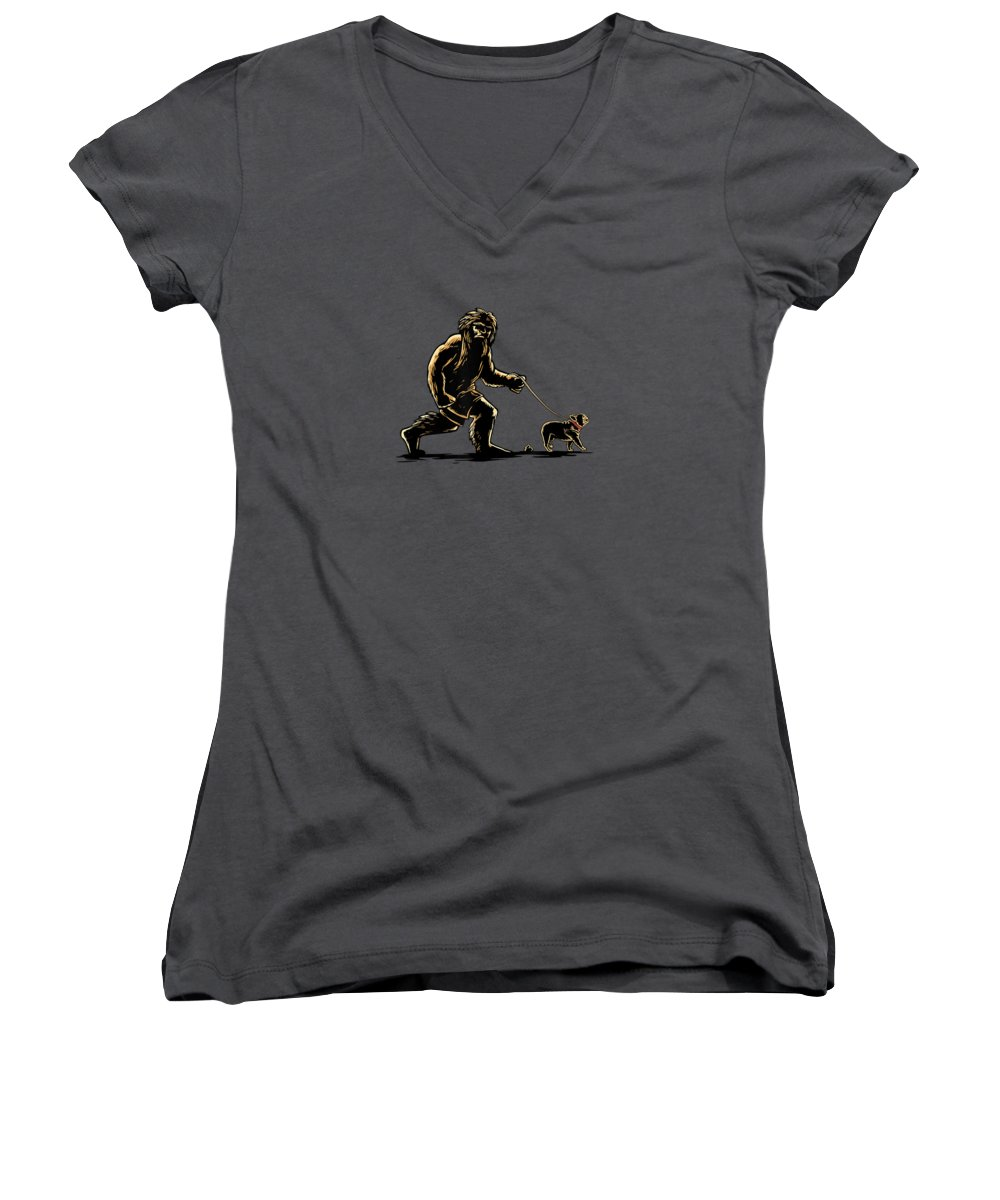 Lover Women's V-Neck T-Shirts