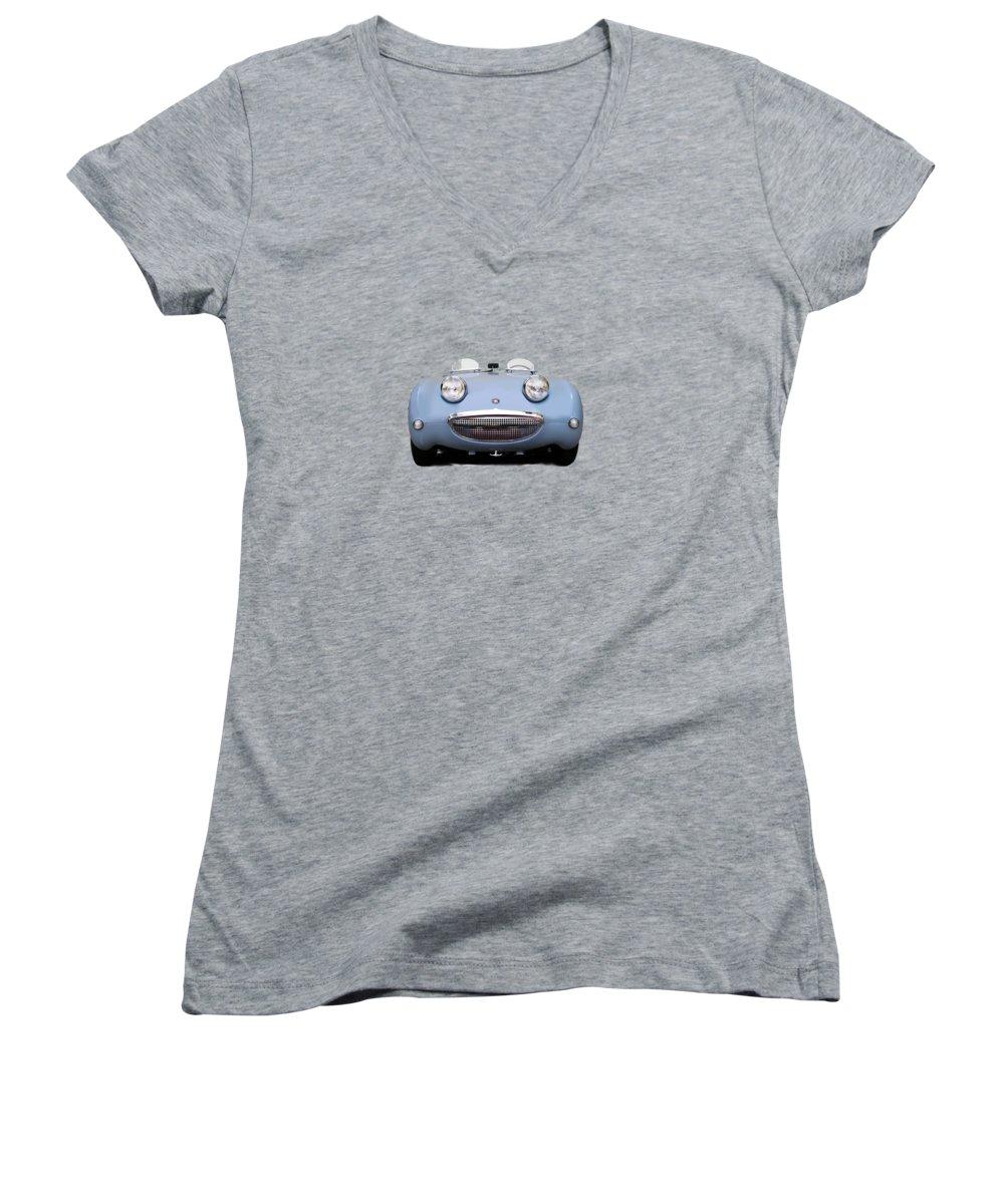 Austin Women's V-Neck T-Shirts