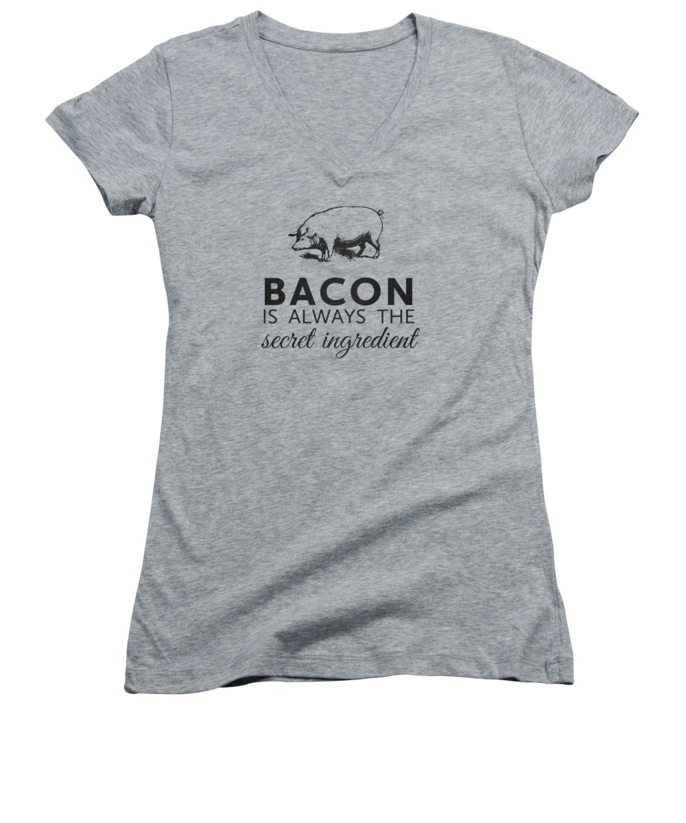 Pig Junior V-Neck T-Shirts
