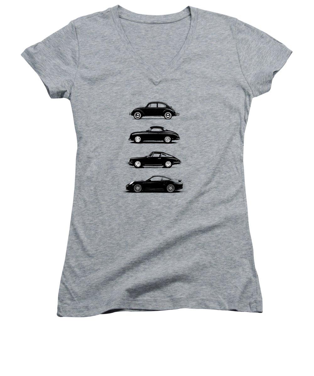 Beetle Junior V-Neck T-Shirts