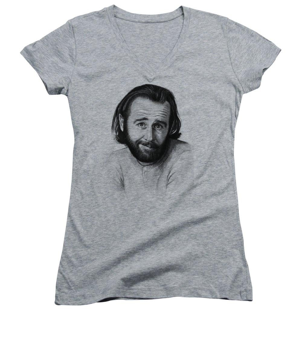 Celebrity Women's V-Neck T-Shirts