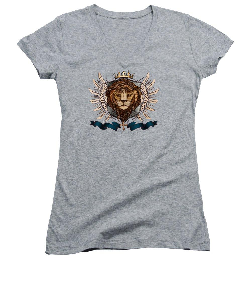 Eagle Junior V-Neck T-Shirts