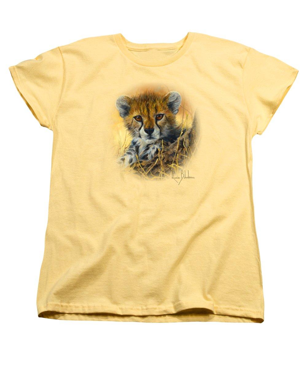 Cheetah Women's T-Shirts
