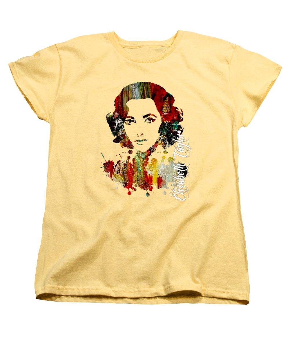 Elizabeth Taylor Women's T-Shirts