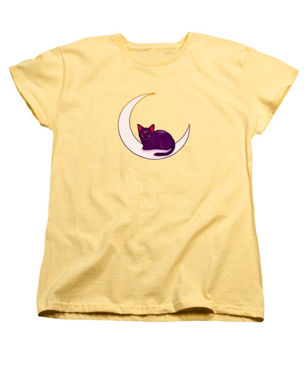 Moon Women's T-Shirts
