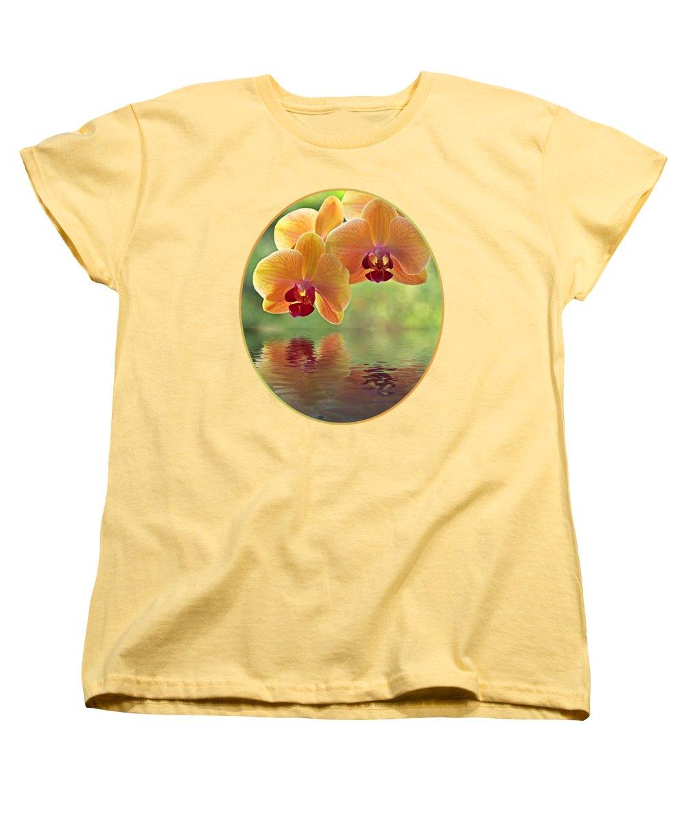 Floral Photographs Women's T-Shirts