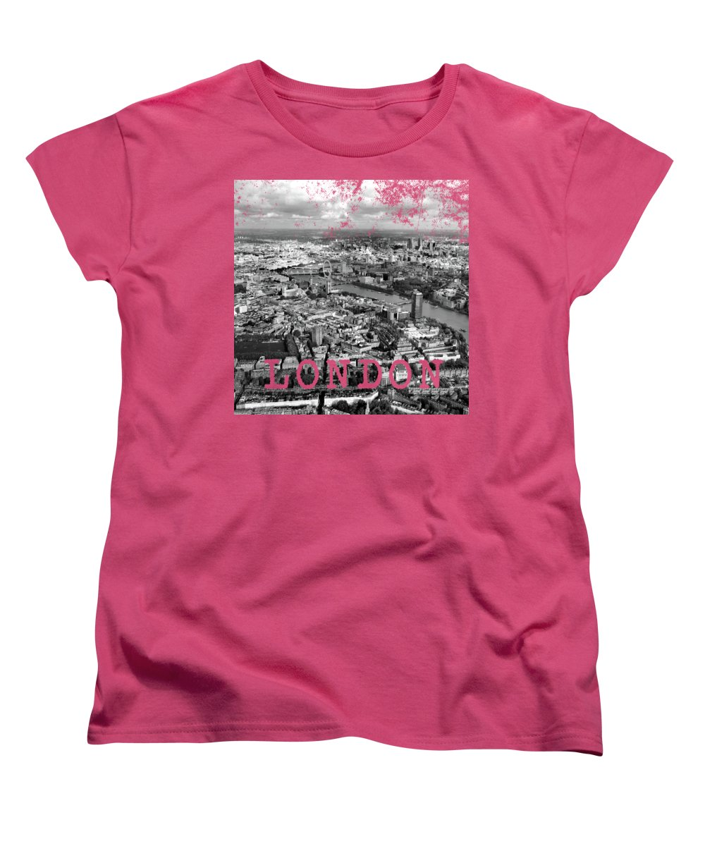 London Skyline Women's T-Shirts