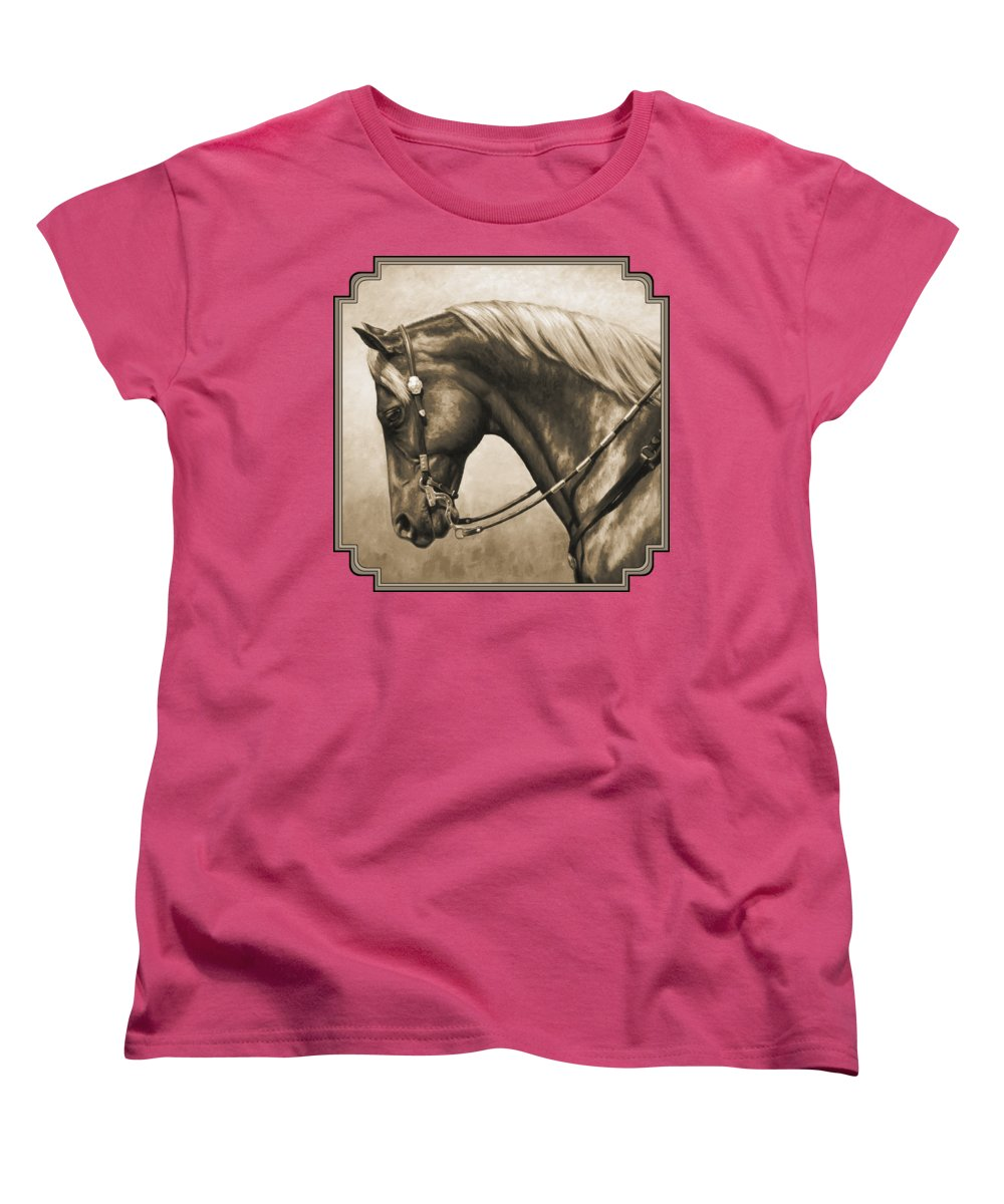 Horse Women's T-Shirts