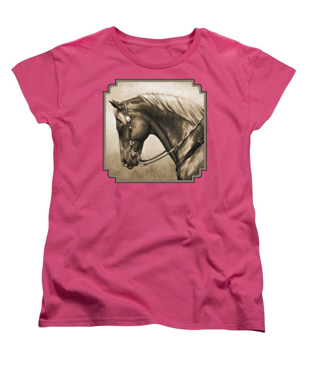 Equine Women's T-Shirts