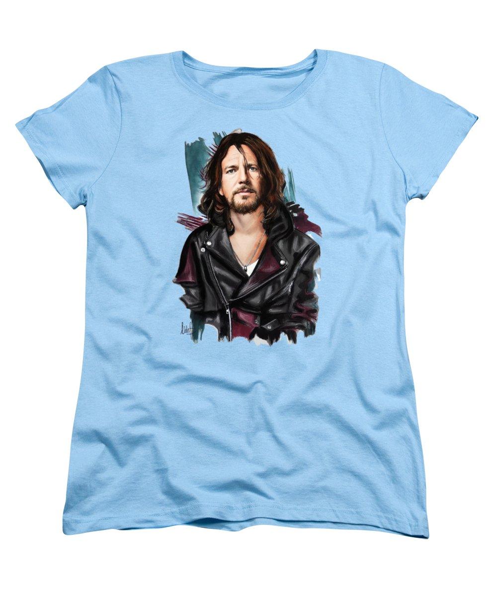 Pearl Jam Women's T-Shirts