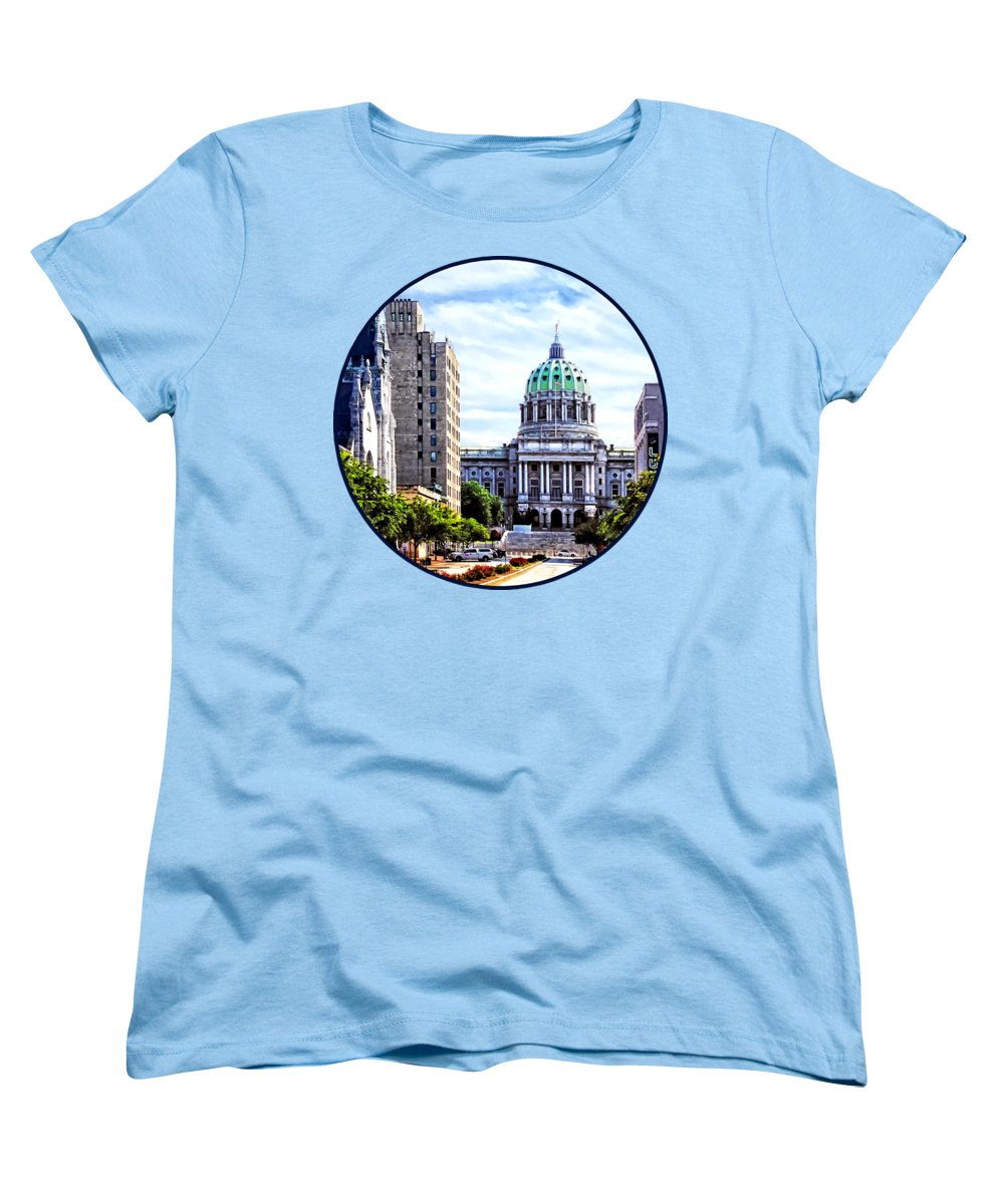 Capitol Building Women's T-Shirts