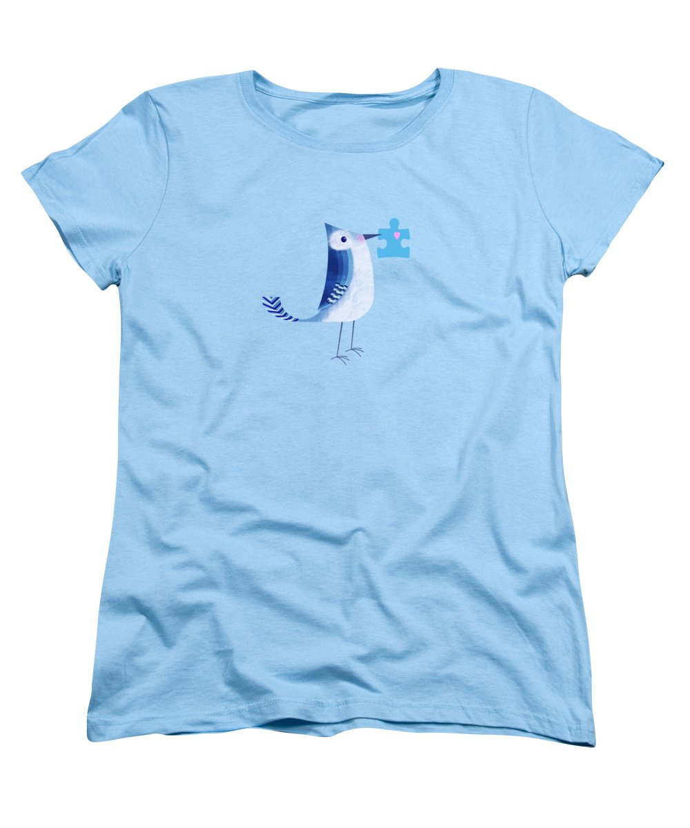 Bluebird Women's T-Shirts