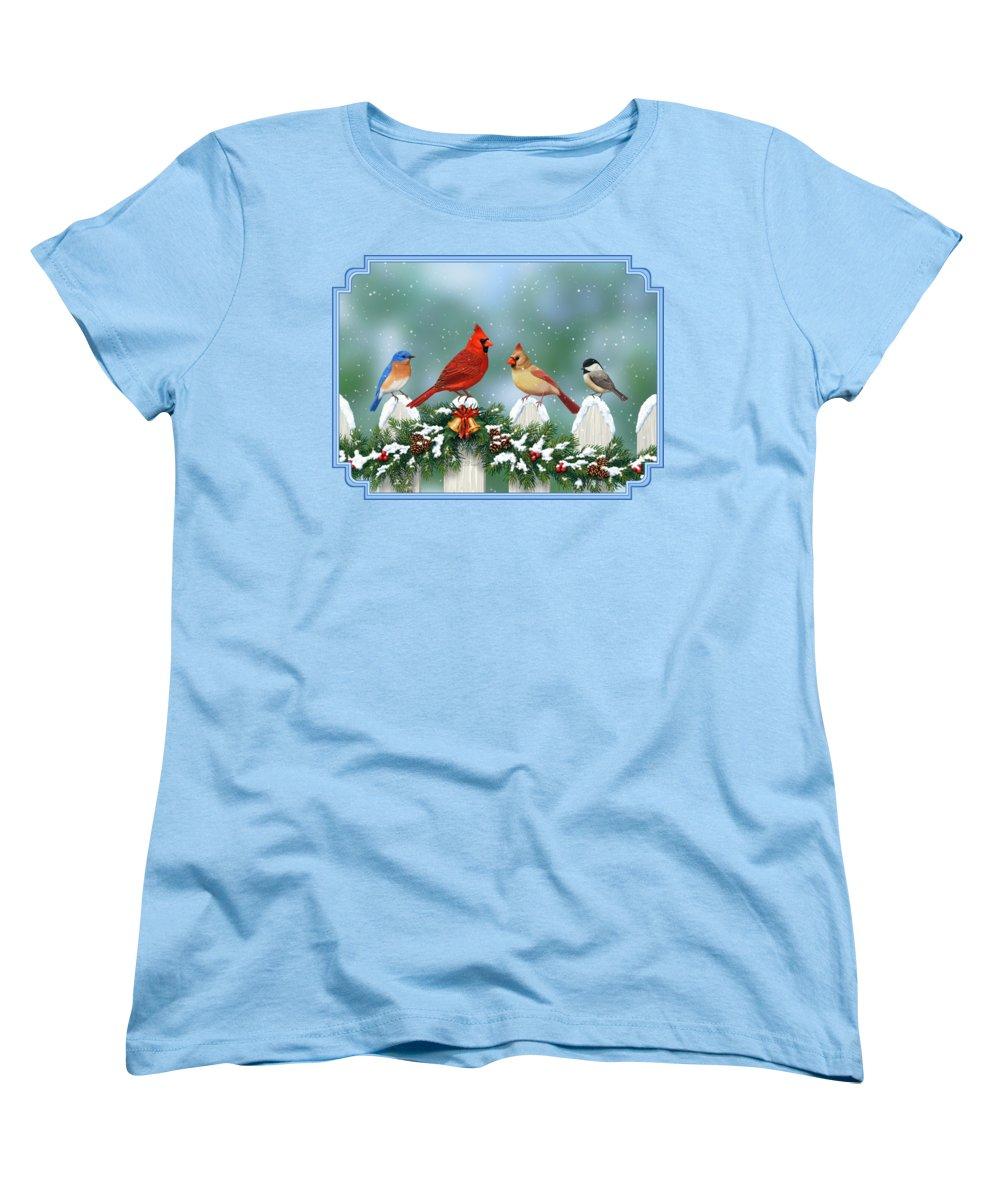 Cardinal Women's T-Shirts