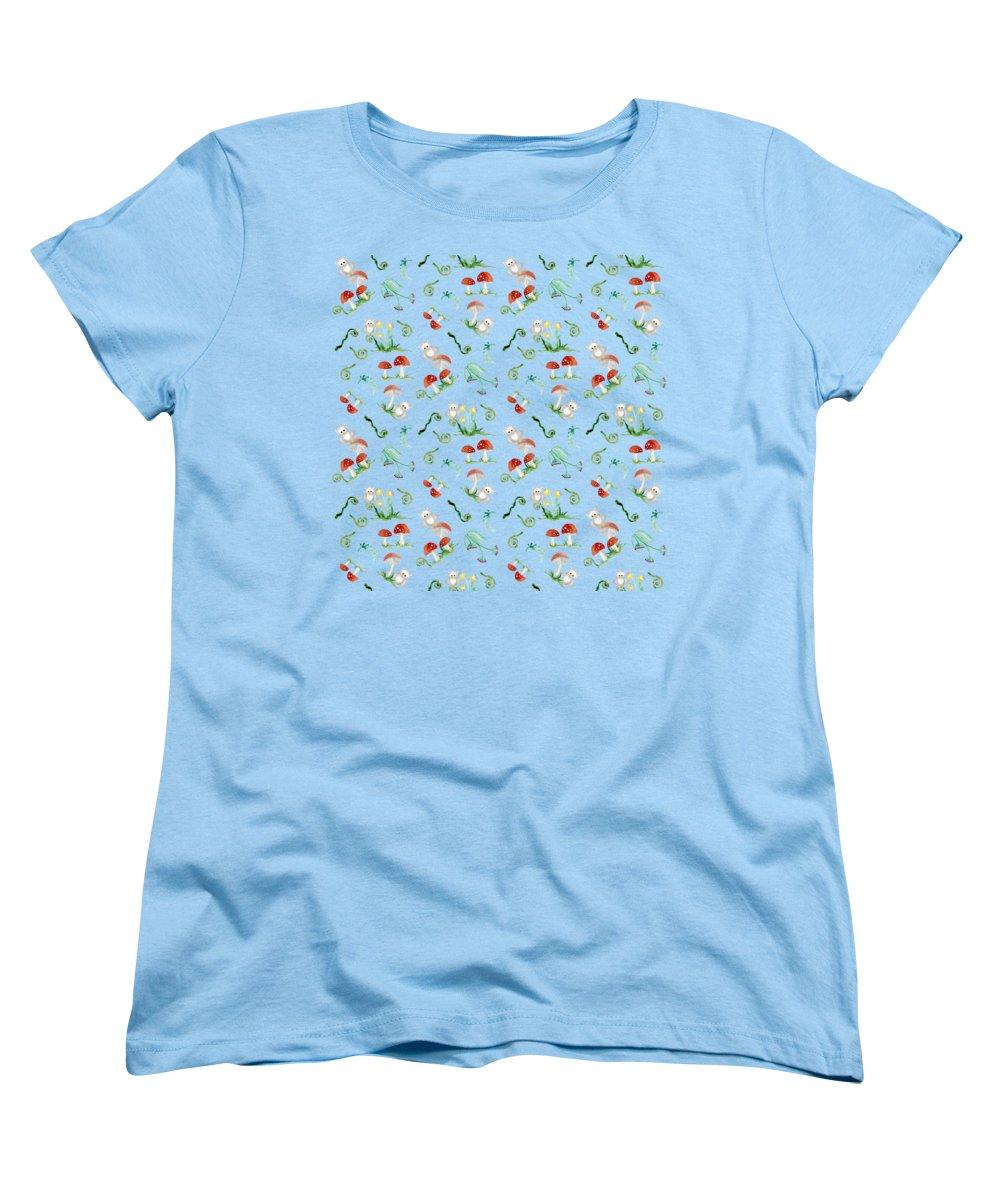 Mushroom Women's T-Shirts