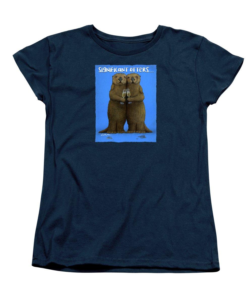 Otter Women's T-Shirts