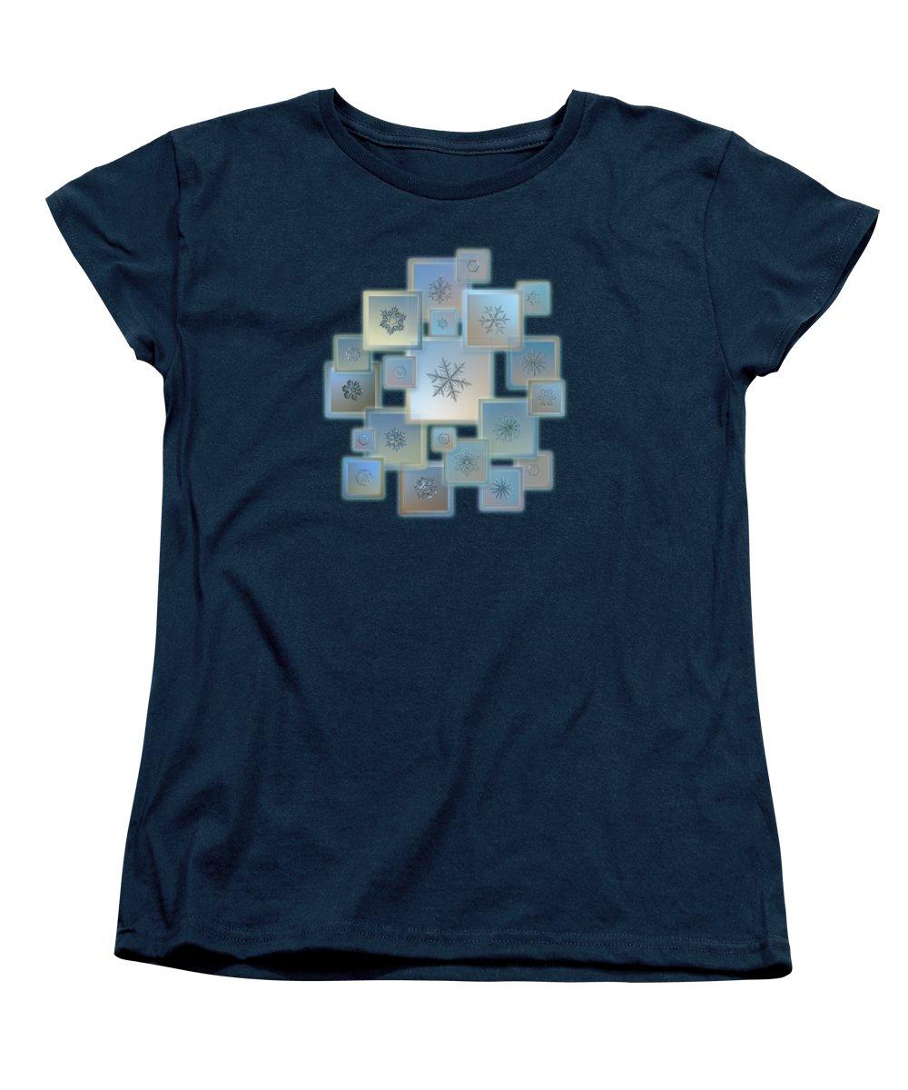 Pattern Photographs Women's T-Shirts