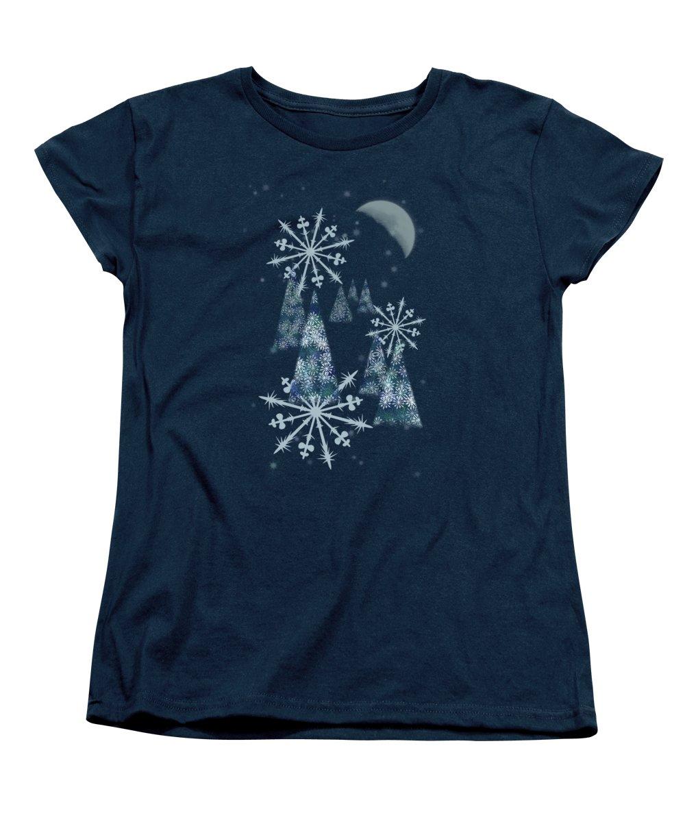 Susann Serfezi Women's T-Shirts