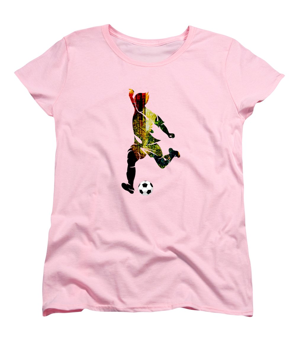Soccer Women's T-Shirts