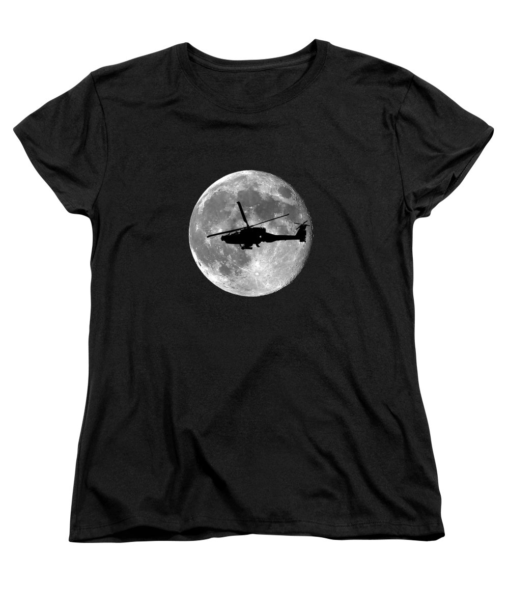 Helicopter Women's T-Shirts