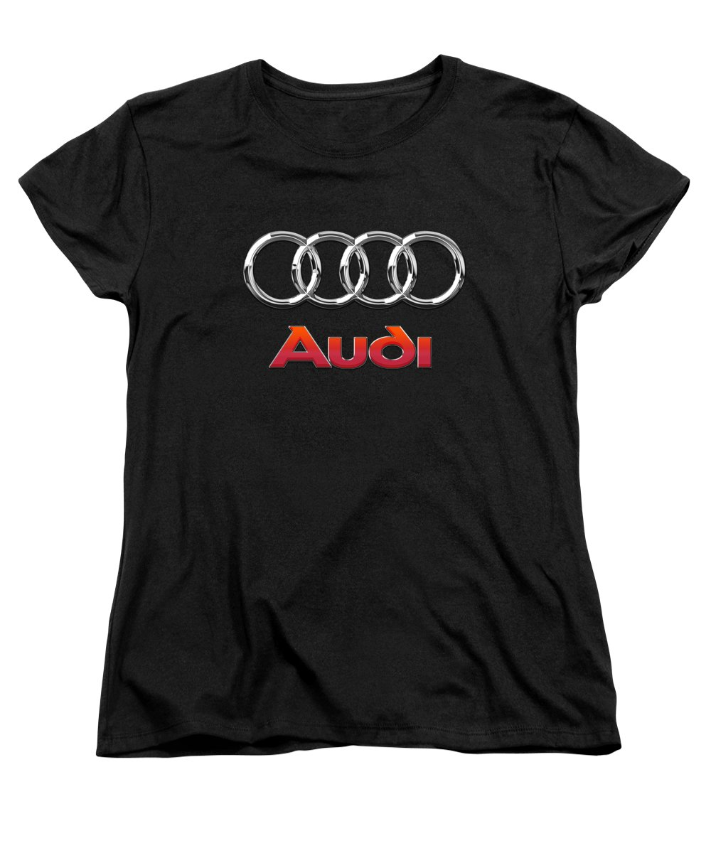 Automotive Women's T-Shirts