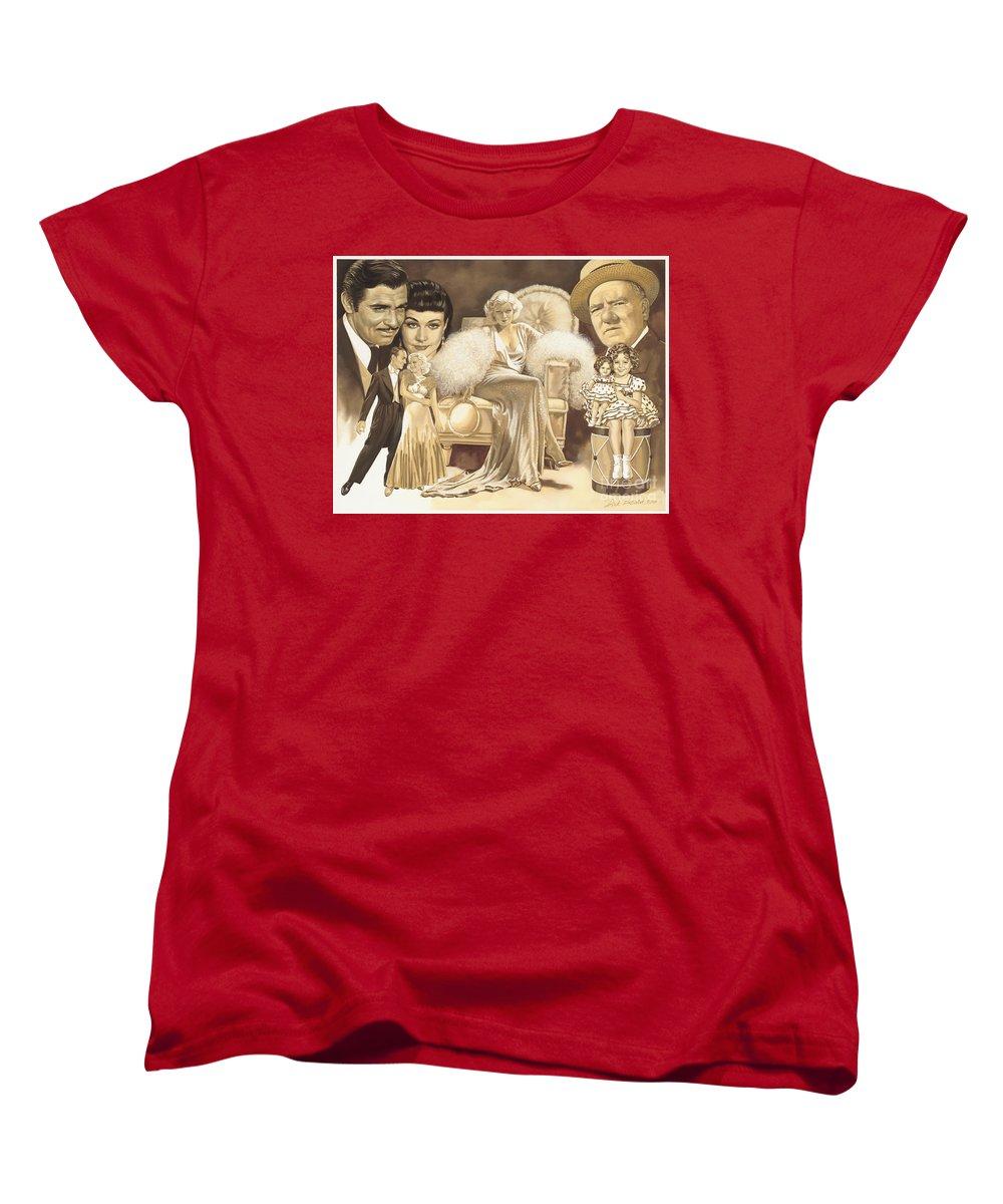 Shirley Temple Women's T-Shirts
